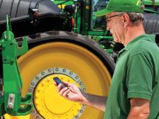 John Deere Farm equipment