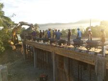 building a hospital in Haiti