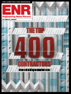 ENR May 15/22, 2017 Top 400 Contractors