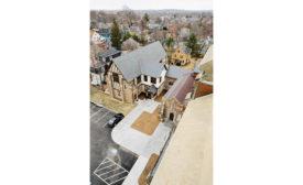 Parish of All Saints aerial