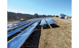 Shaffer Landfill Solar Site