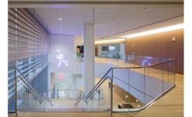 Novartis Cambridge Campus interior