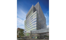 Building for Transformative Medicine at Brigham and Women's Hospital