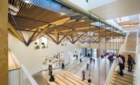 University of Massachusetts Amherst — Design Building
