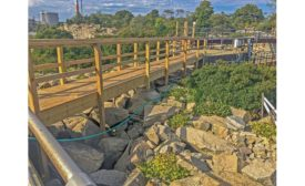 Millstone Outfall Fish Barriers Restoration