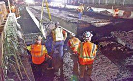 Rehabilitation of Bridge No. 04326, Route 175 Over Amtrak