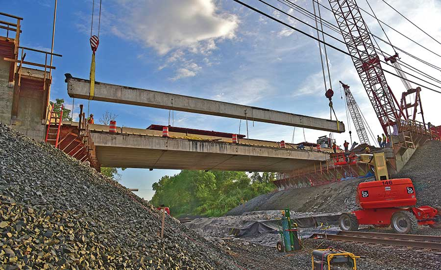 Rehabilitation of Bridge No. 04326, Route 175 Over Amtrak