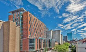 New England Conservatory Student Life & Performance Center