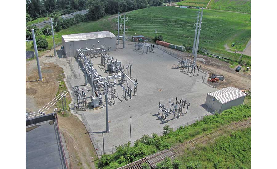 West Springfield 8C Substation