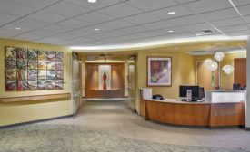 Yale New Haven Children's Hospital Neonatal Intensive Care Unit (NICU) and  OB/Maternity Renovation
