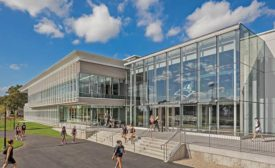 Ruane Friar Development Center at Providence College