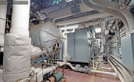 Boston College, Central Heating Plant Upgrade & Expansion