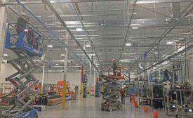 Honeywell N95 Mask Production Facility