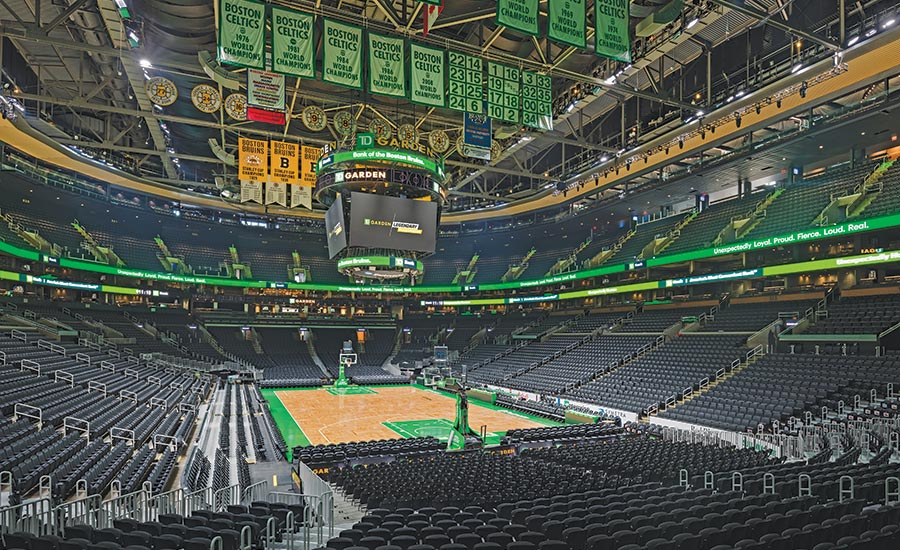 TD Garden Expansion and Renovation