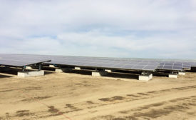 KINSLEY LANDFILL PV SOLAR DESIGN/BUILD