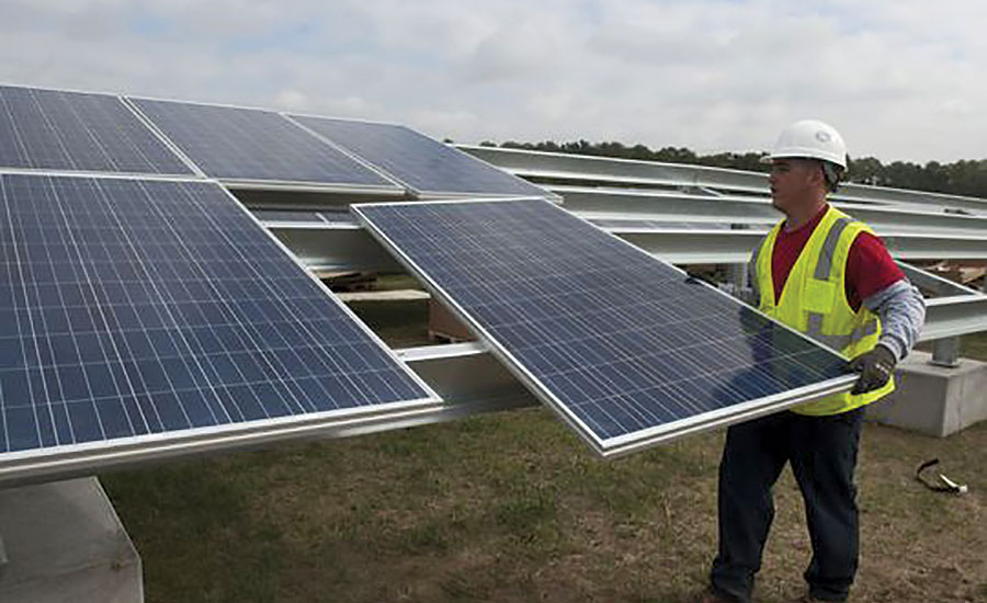 Best Energy/Industrial: New Jersey's Most Powerful Solar