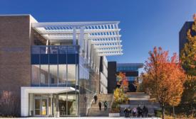 Adler Center for Nursing Excellence and G-Wing Renovation