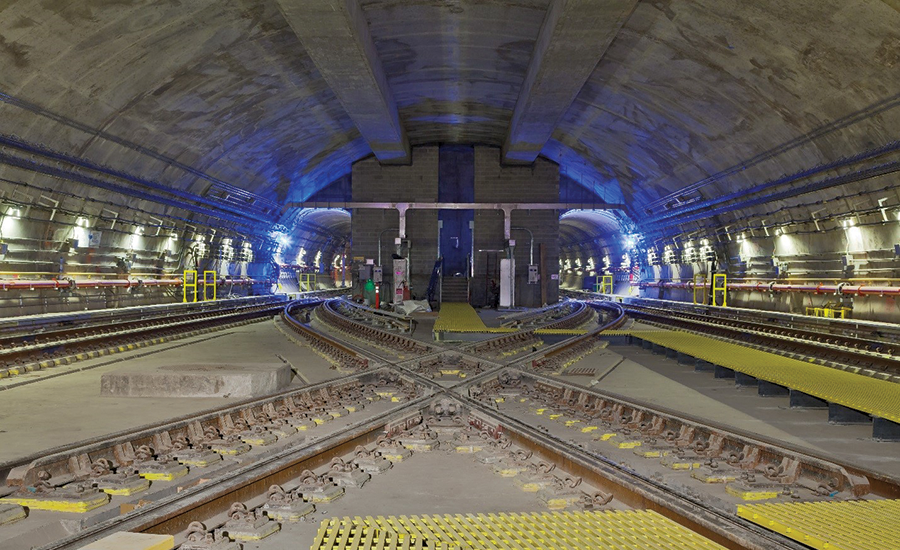 No. 7 Subway Line Extension Project
