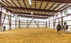 Ocean Breeze Indoor Horse Riding Arena
