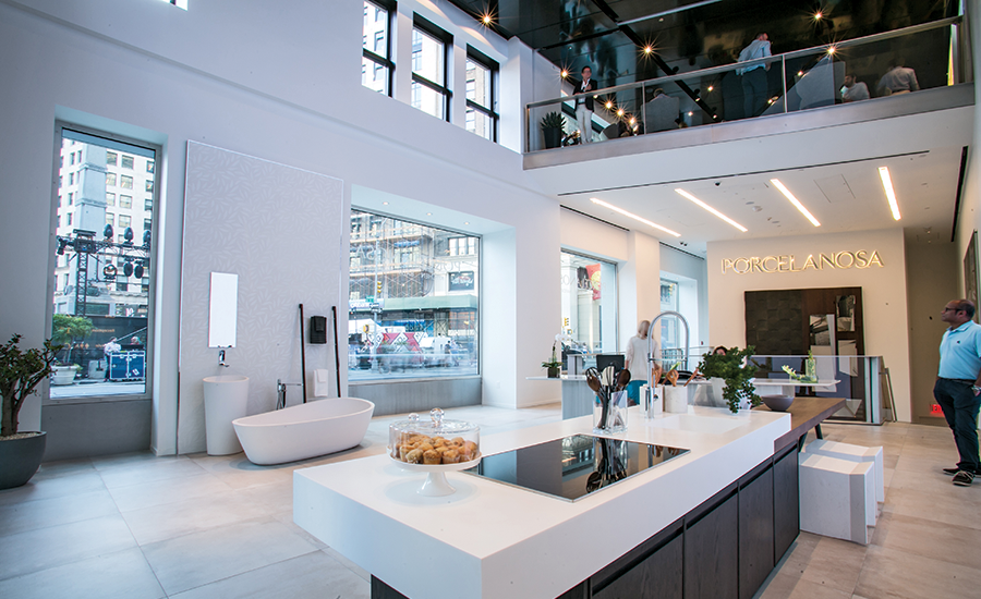 Porcelanosa Flagship Showroom