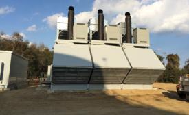 West Deptford Energy Station Black Start System