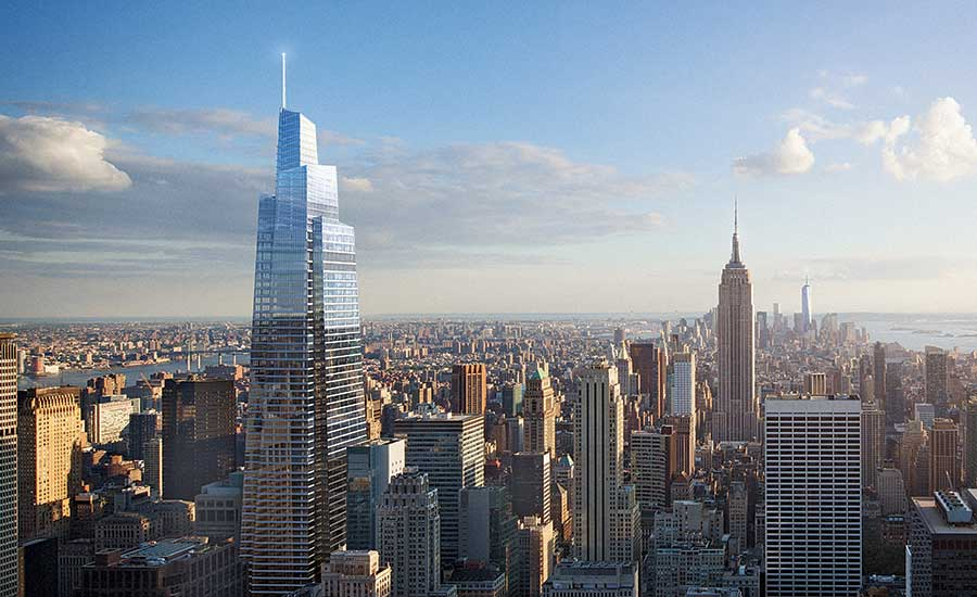 One Vanderbilt office tower