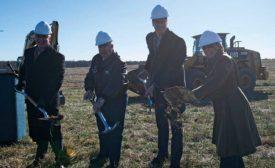 Fort Dix solar project