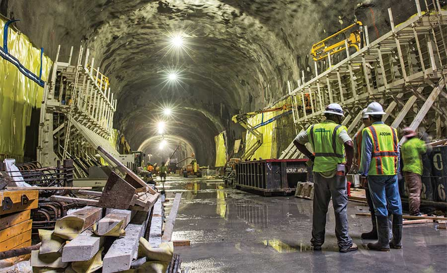 $4.5-billion subway