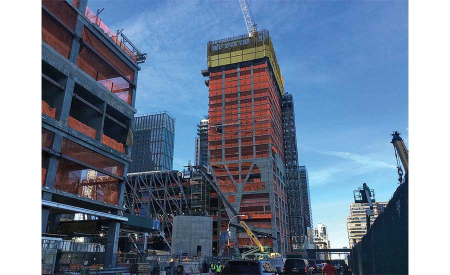 15 Hudson Yards building
