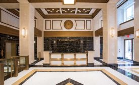 1501 Broadway-Lobby Repositioning