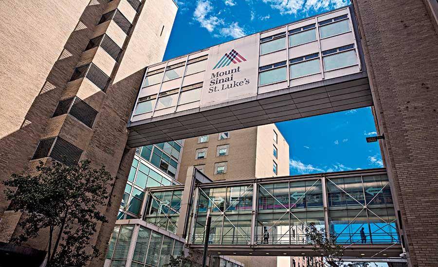 Mt  Sinai St  Luke's Hospital, Campus-wide Renovation: Health Care