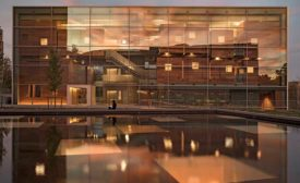 Lewis Arts & Academic complex