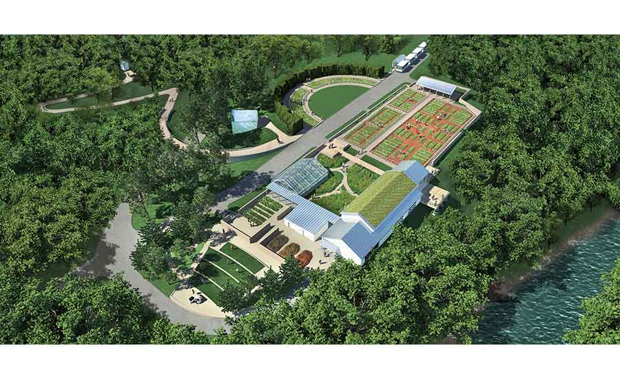 The New York Botanical Garden-Edible Academy: Green Best Project ...