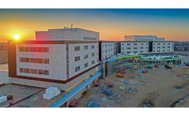 Inspira Health's hospital