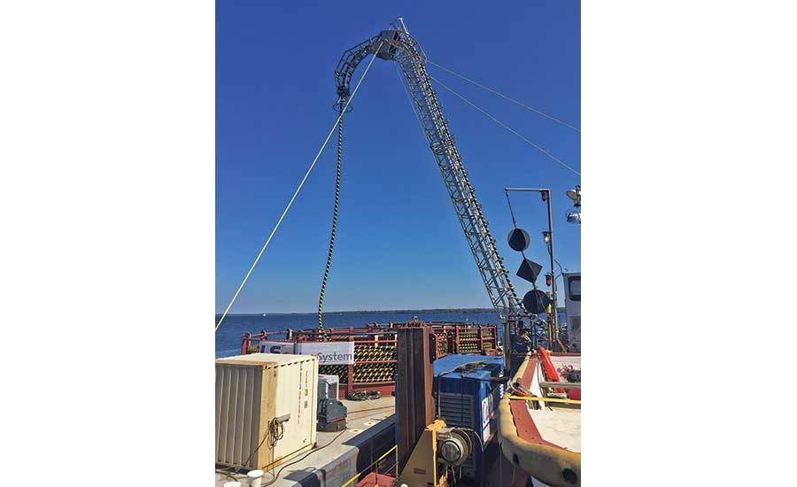 Lake Champlain PV-20 Submarine Cable Replacement