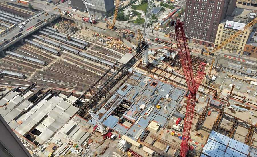 Hudson Yards, Eastern Yards