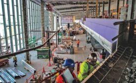LaGuardia Airport Eastern Concourse