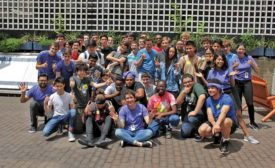BlueStamp Engineering's New York City summer camp