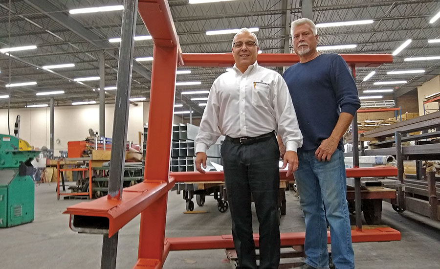 Metal Fabricator CMI Thrives On High-Value Projects
