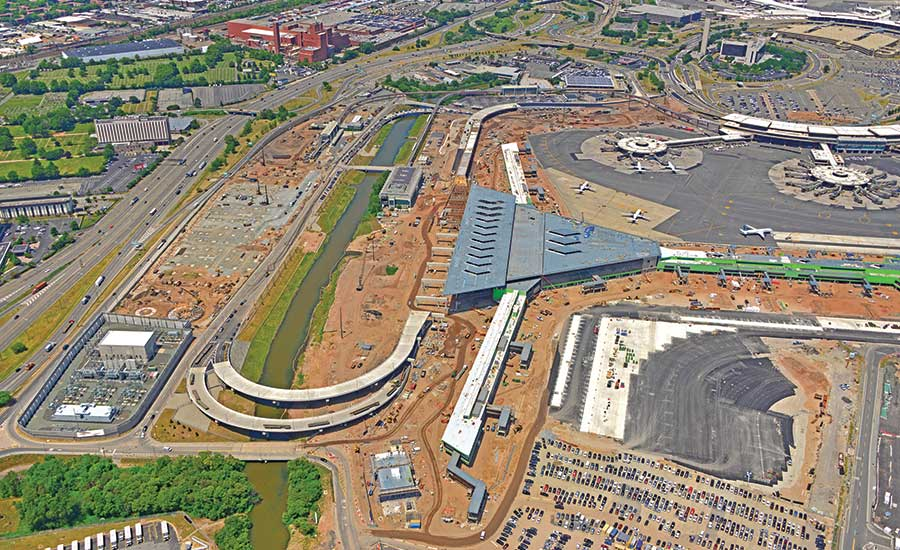 Port Authority NY and NJ project