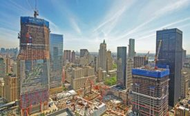 World Trade Center Downtown Restoration Program Phases I & II