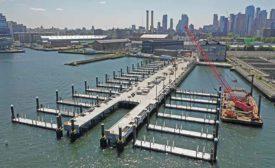 NYC Ferry Homeport - Pier C Redevelopment - Citywide Ferry Program