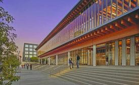 Long Beach Civic Center