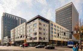 Hassalo development Elmwood Building