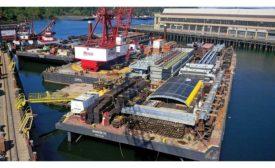 Port of Juneau Cruise Ship Berths