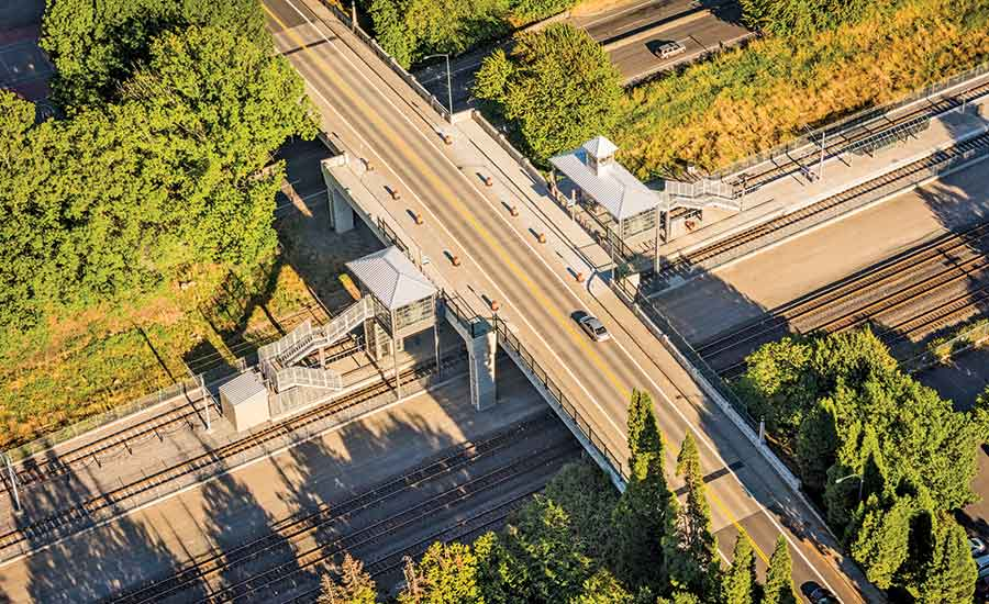 Portland- Milwaukie light rail project