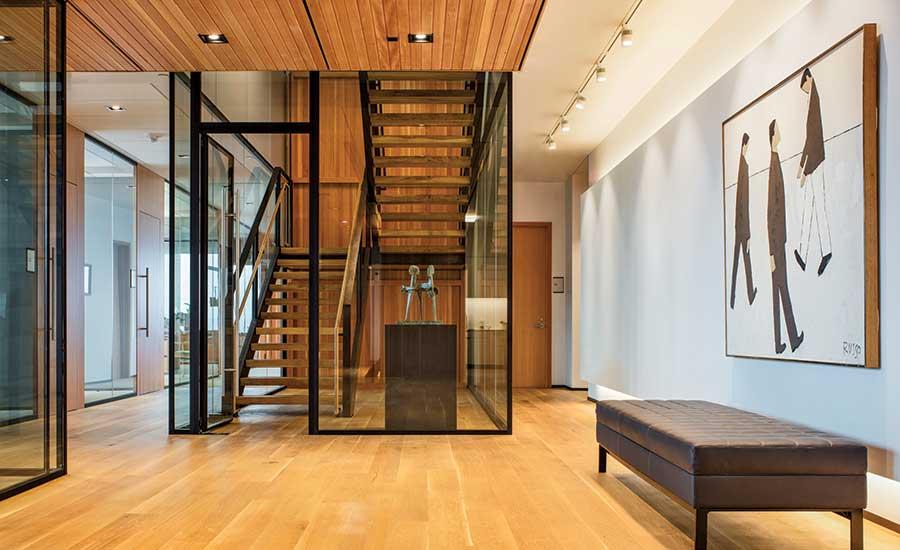 best interior tenant improvement stoel rives park avenue west 2017 12 05 enr. Black Bedroom Furniture Sets. Home Design Ideas