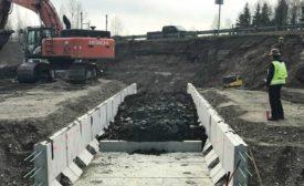 Seward Highway Reconstruction