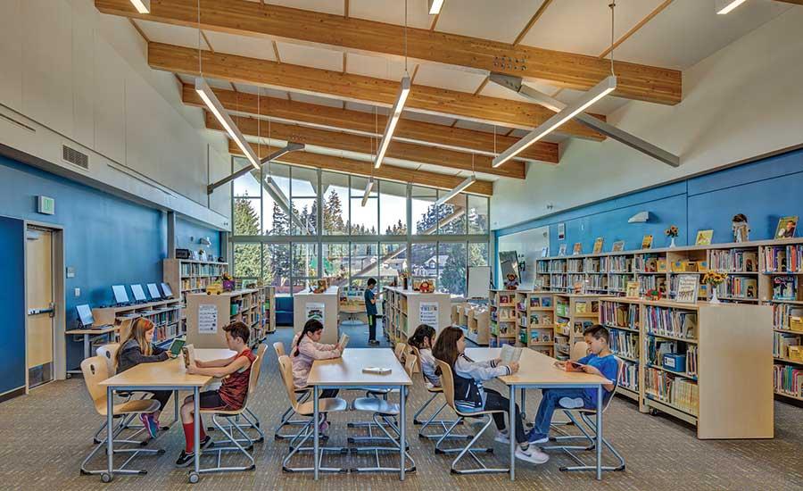 Best Project K 12 Education Mountlake Terrace And Lynnwood Elementary Schools 2019 12 12 Engineering News Record