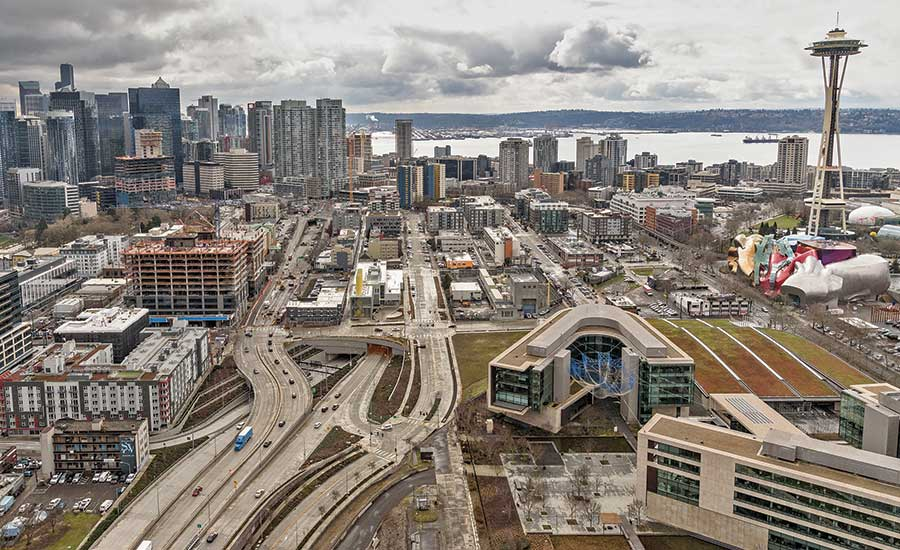 Project of the Year: Washington State Dept. of Transportation Alaskan Way Tunnel